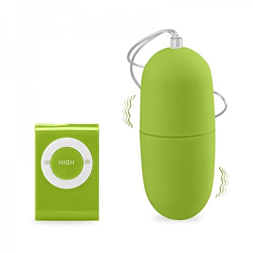 Ferngesteuertes Vibrationsei iMod - Grün - Sextoys für Paare > Vibro-Eier