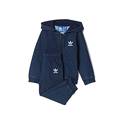 Adidas Baby Tracksuit denim HFL