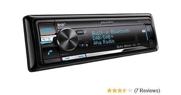 Kenwood kdc-bt73dab Auto Stereo CD/USB-Receiver mit Bluetooth und ...