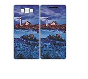 Techno Gadgets Flip Cover for Samsung Galaxy J5 (2016)