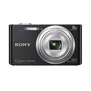 Sony DSC-W730B.CE3 Appareil Photo Numérique 16 Mpix 8x Noir
