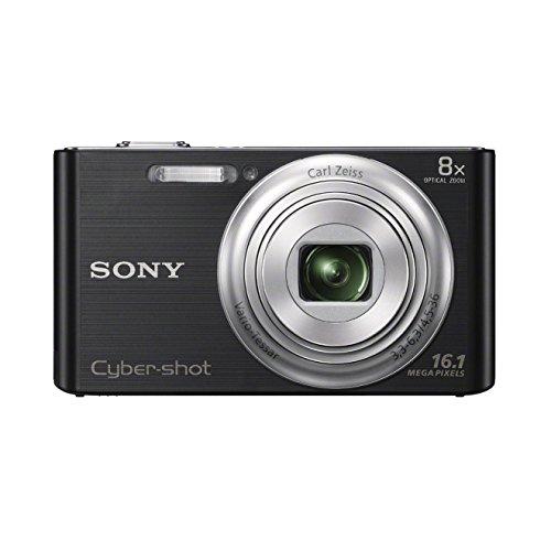 Sony DSC-W730 Fotocamera Digitale, Sensore Super HAD CCD, 16 Megapixel