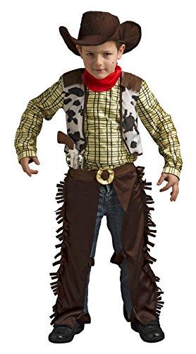 upyaa–430061–Billy the Kid mit Hut und Revolver–in Bezug (Billy Kostüm Kid The)