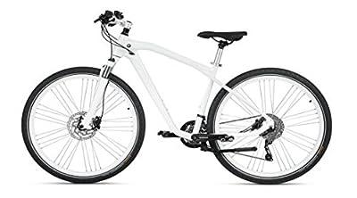 """BMW Genuine Cruise Bike Bicycle Cycle NBG III 28"""" Wheel White S 80912412308"""