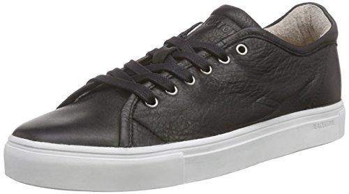 Blackstone Lm24, Sneaker Basse Uomo Nero (Black (nero))