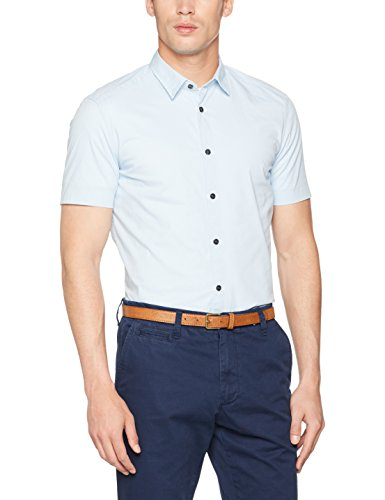 ESPRIT, Camicia Uomo Blu (Light Blue)