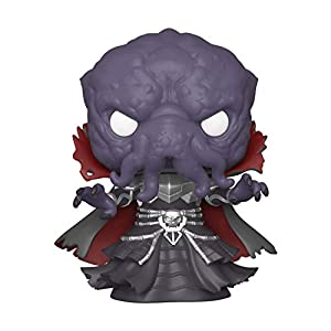 Funko- Pop Games: Dungeons & Dragons-Mind Flayer Collectible Toy, Multicolor (45114)
