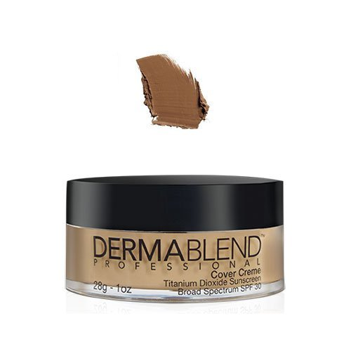 Dermablend Professional Cover Creme 1 oz.Chroma 5 1/2 Golden Brown by Dermablend