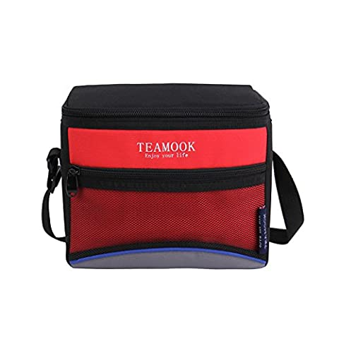 TEAMOOK Insulated Lunch Bag Cooler bags 5L