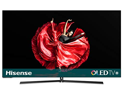 Hisense H55O8B - Smart TV OLED 55' 4K Ultra HD, diseño Ultra Delgado, HDR Dolby Vision, Audio Dolby Atmos,...