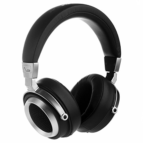 Hi-fidelity-stereo - (Kabelgebundene Kopfhörer Over-Ear L-85, Headset mit 3,5mm Klinkenstecker, Fernbedienung und Mikrofon, geeignet für MP3-Player, Apple, Android Geräte)