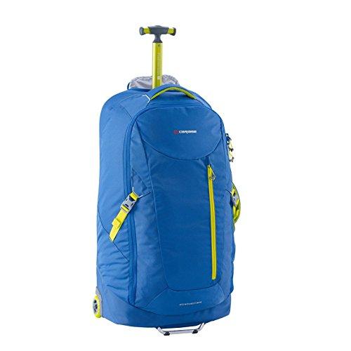 Caribee Stratosphere Leichtgewicht Reisegepäck Set, 80 cm, 76 Liter, Shaker Blue (Set Gepäck Dakine)