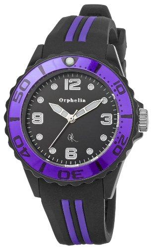 Orphelia OR53171540 - Orologio da polso unisex, caucciú, colore: multicolore