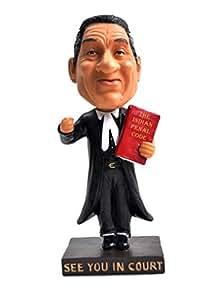 Happy Proffession Lawyer Bobblehead