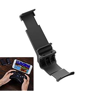 LICHIFIT Gamepad Halter Clip Einstellbar Abnehmbare Ständer Griff Halterung Telefonhalterung für M30 8Bitdo Sega Mega Drive Controller
