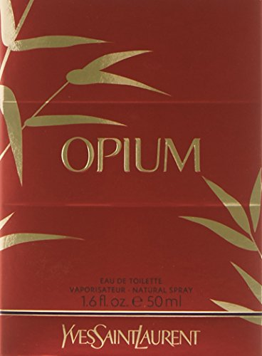 Yves Saint Laurent Opium femme/woman, Eau de Toilette, Vaporisateur/Spray, 50 ml