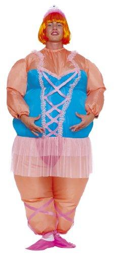 Tänzerin Kostüm Halloween Ballett - Cesar C425-001 - Ballett-Tänzerin (Universalgröße bis ca. Größe 54)
