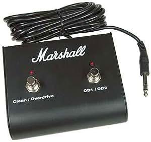 Accessoires amplis et effets MARSHALL PEDL10013 FOOTSWITCH 2 VOIES POUR DSL 401 ET VALVESTATE Footswitch - controleurs