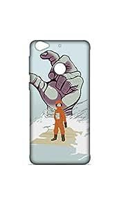 Astronaut Designer Mobile Case/Cover For LetvLe1s