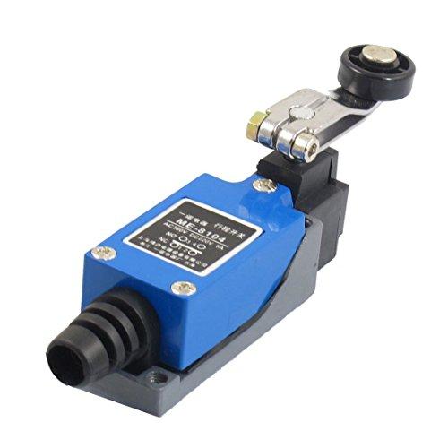 SODIAL (R) ME-8104 Rotary Plastik Roller Arm Endschalter fuer CNC-Muehle Plasma