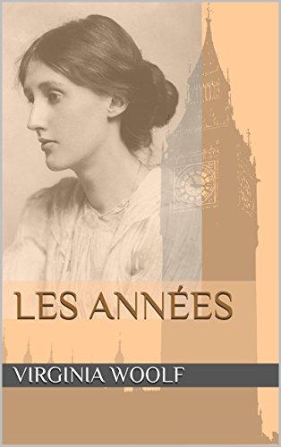 Les années par Virginia Woolf