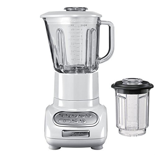 KitchenAid Blender 5 ksb5553ewh Blanc