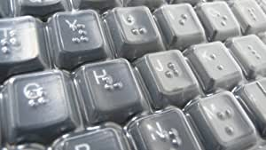 Braille Keyboard Cover (with keyboard)