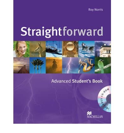 [(Straightforward Advanced: Student's Book Pack)] [Author: Roy Norris] published on (January, 2008)