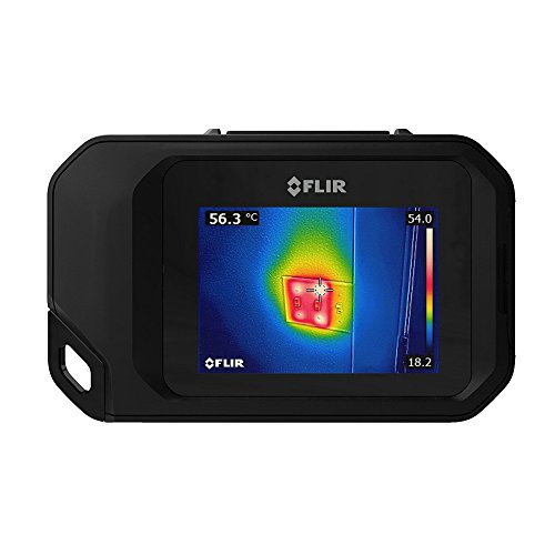Flir C3termocamera compacta con WiFi