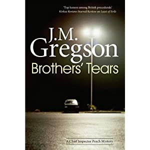 Brothers' Tears (A Percy Peach Mystery)