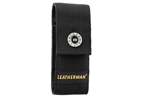 LEATHERMAN LT934928 SHEATH FUNDAS PARA HERRAMIENTAS PROFESIONALES, Schwarz