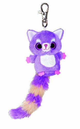 yoohoo-friends-pluschtier-roter-panda-bar-hapee-schlusselanhanger-lila-kuscheltier-ca-7-cm