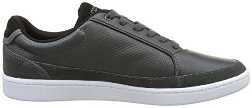 Lacoste Setplay 117 1 Spm Dk Gry, Basses Homme Multicolore (Dk/Gry)