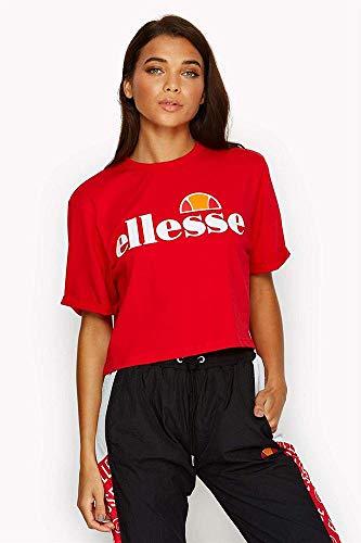 ellesse Damen T-Shirts Alberta rot S