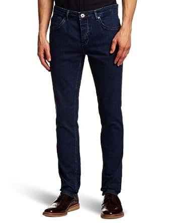 Selected Homme One Fabios Tony 9187 T Men's Jeans Skinny Gr. 30W/32L, Blau - Denim