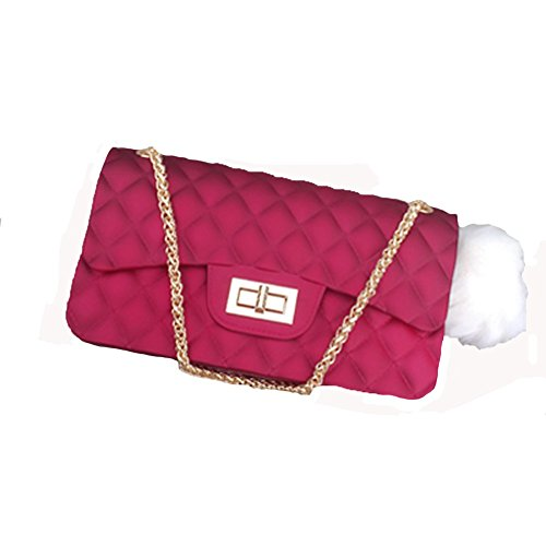 Remeehi, Borsa a spalla donna, Wine Red (Rosso) - JXVV04584-11 Wine Red