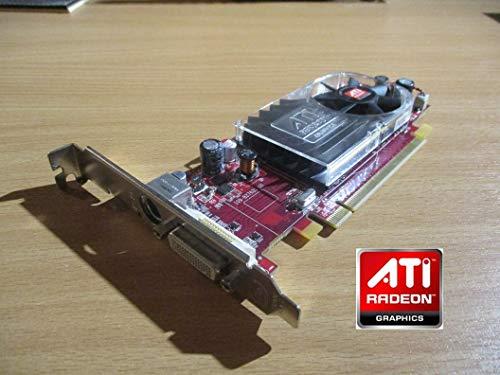 First4GraphicCards Dell 0FM351 ATI Radeon HD 2400 XT PCI Express x16 Dual-Display Grafikkarte - Dual S-video