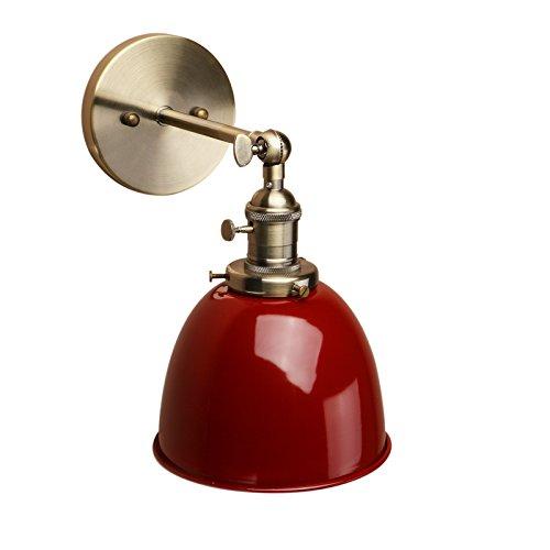 Pathson Antik Deko Design innen Wandbeleuchtung Wandleuchten Vintage Industrie Loft-Wandlampen...