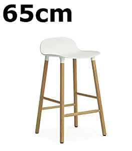 normann copenhagen forme forme tabouret de bar 65 cm. Black Bedroom Furniture Sets. Home Design Ideas