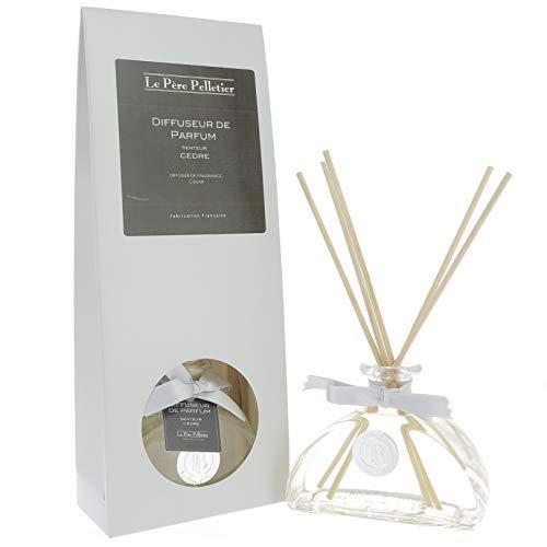 Le Père Pelletier AM04054064355 Diffuseur de Parfum Aromatique Encrier Cèdre