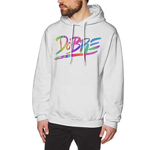 James Home Herren Dobre-Brothers Pullover Hoodie Langarm Sweatshirt Hoodies für Herren Jungen Kleidung Outdoor Mantel Tops Weia 2XL Oval Logo Sweatshirt
