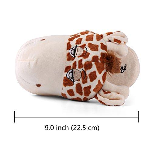 Aerusi, Pantofole donna Giraffe