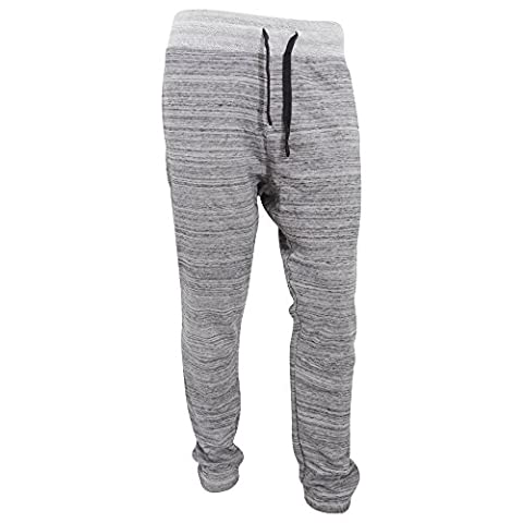 Bench Mens Fort Marl Drawstring Sweatpants/Jogging Bottoms (Extra Large)