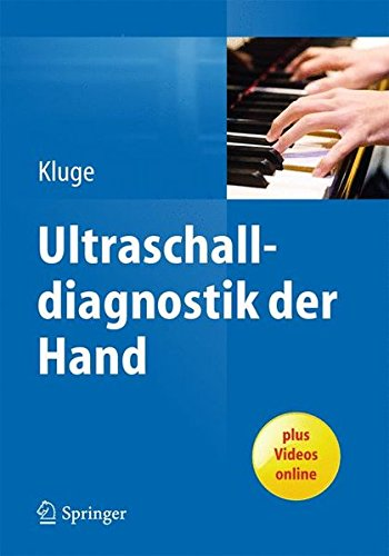 Ultraschalldiagnostik der Hand