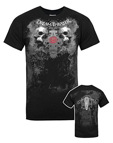 Hombres - Official - Dream Theatre - Camiseta (XXL)