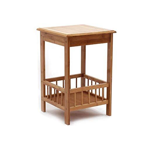 Seite Tee-tabelle (CJC Regal Gestell Lager Buch Telefon Seite Seite Tee Ende Ecke Tabelle Standregale (größe : 33X33X50CM))