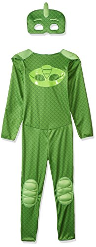 PJ Masks Disfraces Color verde 4-6 años Bandai 24603