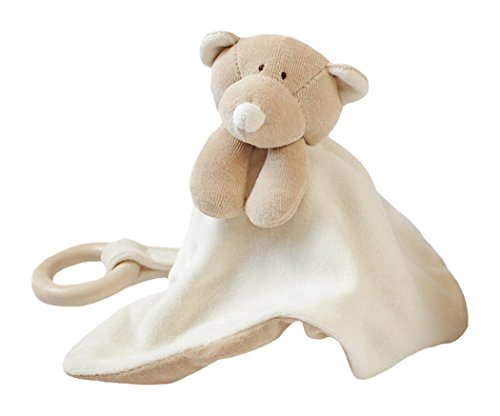 verworrenen Bio Weich Spielzeug Teddy Tröster (Neugeborene, beige) -