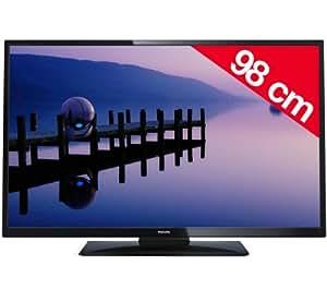 PHILIPS Téléviseur LED 39PFL3008H