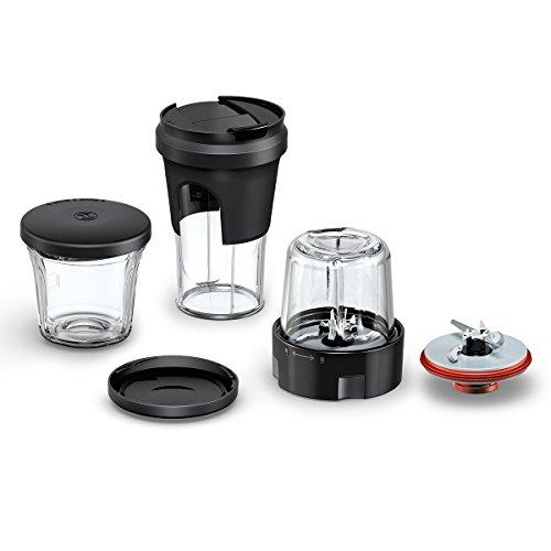 Bosch MUZ9TM1 Lifestyle Set TastyMoments, 5-in-1 Multi-Zerkleinerer-Set